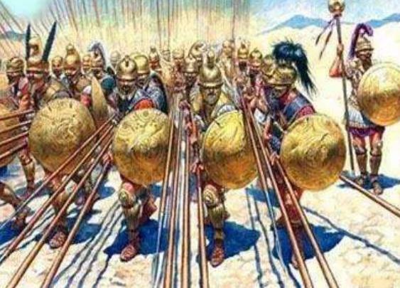马其顿方阵是冷兵器时代最强?古希腊人:有前提,怪我们体力不好