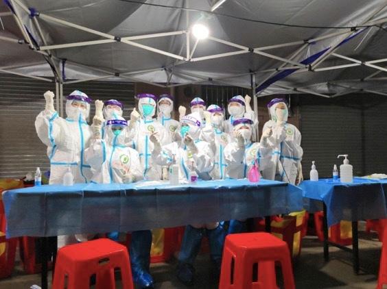 不一样的六一儿童节,广州疫情防控天使在行动
