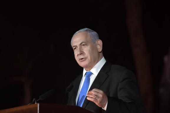 △以色列总理内塔尼亚胡图片来自网络