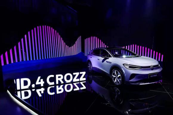 2021年想入手纯电SUV,该怎么选?马振山推荐ID.4 CROZZ!