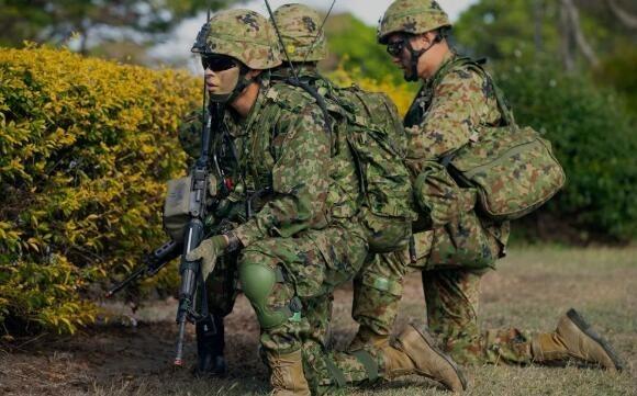 日本,这是准备和中国大打一仗?