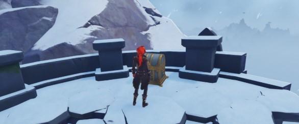 原神雪山密室及3个匣子位置
