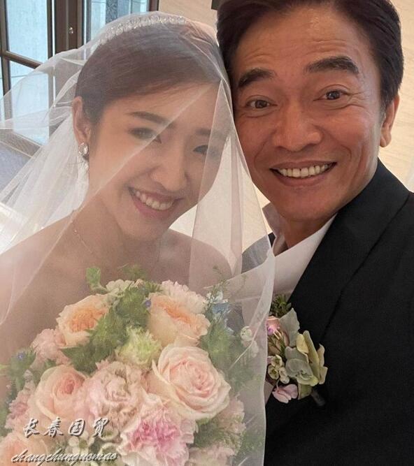 吴宗宪二女儿嫁给朱立伦外甥 婚礼现场曝光