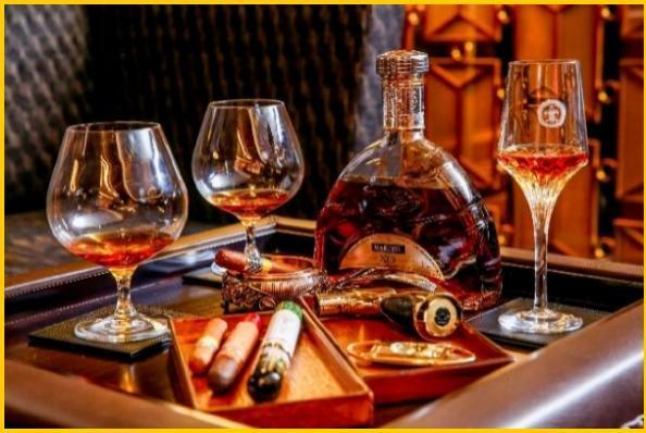 △今年1月12日起,美国政府开始对法德葡萄酒等加征关税
