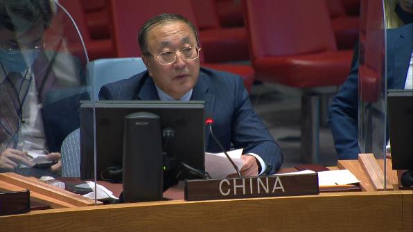 中国常驻联合国代表:气候变化是人类共同挑战
