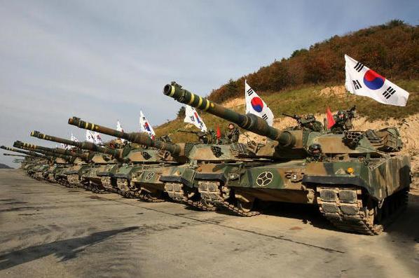 日媒担忧:日韩防卫开支将出现逆转