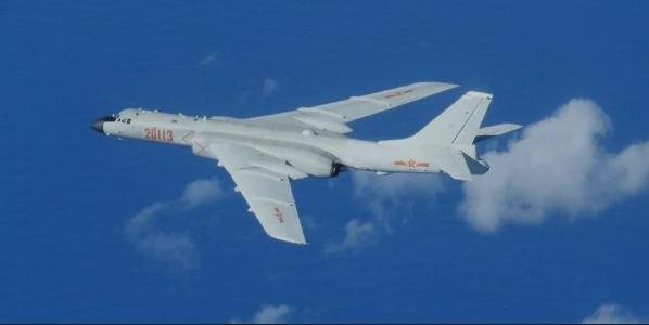 大陆军机在台湾圈粉?