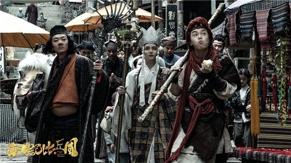 《西游记比丘国》定档9月26日 唐僧师徒开启比丘国奇遇