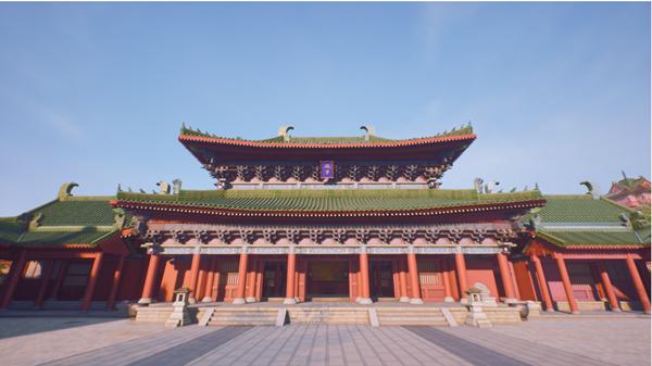 国风动作游戏大作《水浒传之醉铁拳》VR版1月30日登录Steam