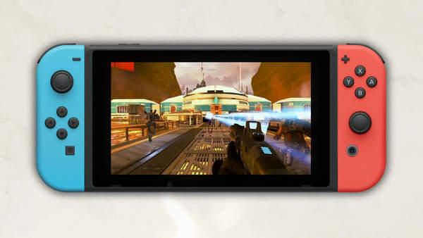 Apex英雄NS版与PS4 Pro版对比 画面缩水肉眼可见