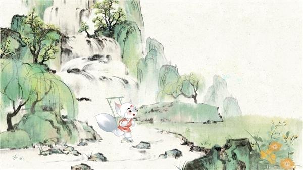 国风动画片《狐桃桃和老神仙》将于腾讯视频播出