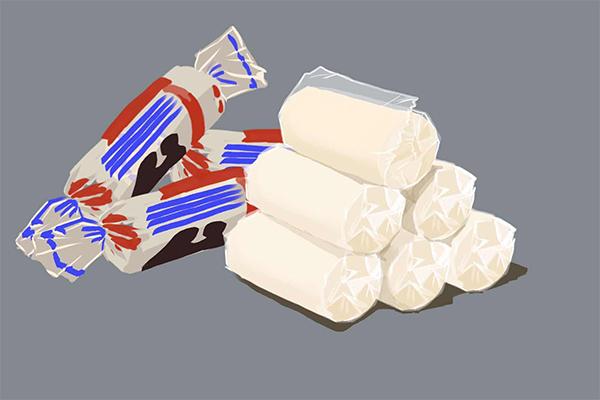 你知道包裹奶糖的透明纸是什么吗?那么它究竟是什么?