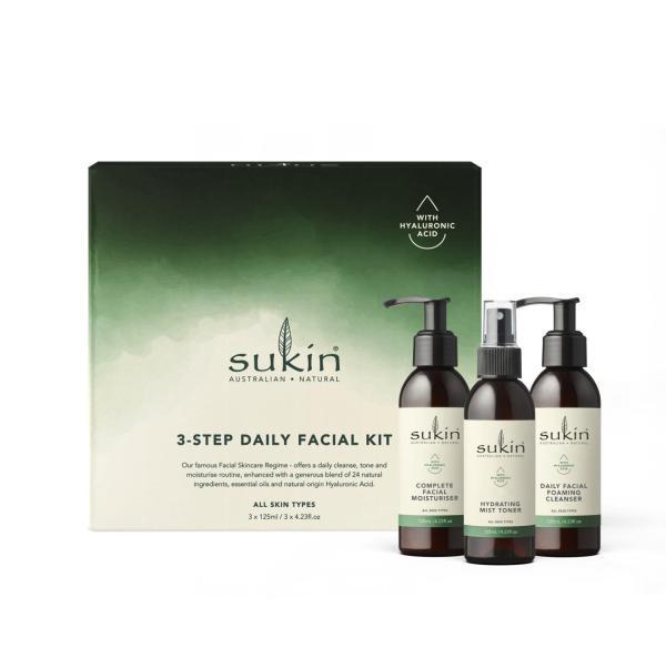 Sukin舒仟始终走在低碳环保的护肤理念的前列