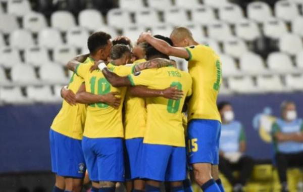 美洲杯前瞻:巴西vs智利,巴西晋级无悬念