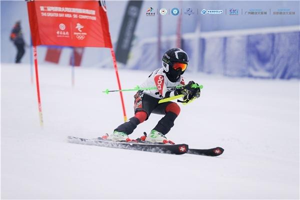 冰雪招募令!粤港澳大湾区滑雪精英挑战赛广州站报名开启