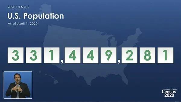 美国也完成了一次人口普查 意外揭露一个真相?