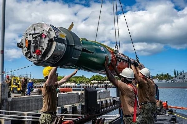 突发!美海军太平洋舰队三分之一核潜艇出击