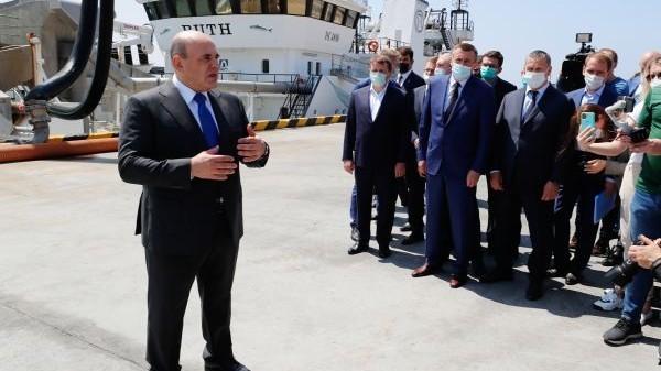 外媒:俄总理视察择捉岛令日本紧张