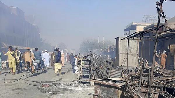 塔利班三天连下四城 大战将怎样进行?