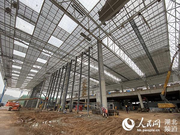 鄂州构建多式联运体系 打造全国物流枢纽城市