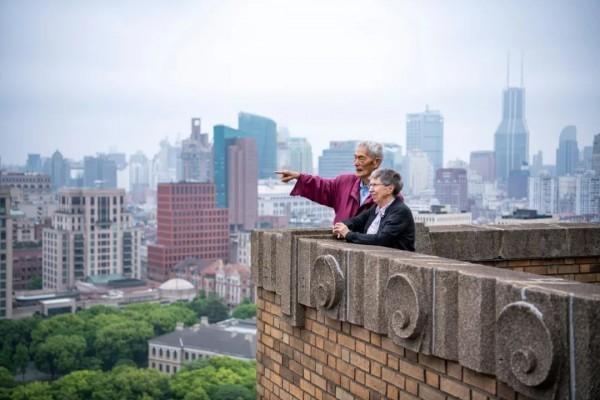 白丽诗:16岁那年,我见证了上海解放的历史时刻 | 百年大党-老外讲故事(50)