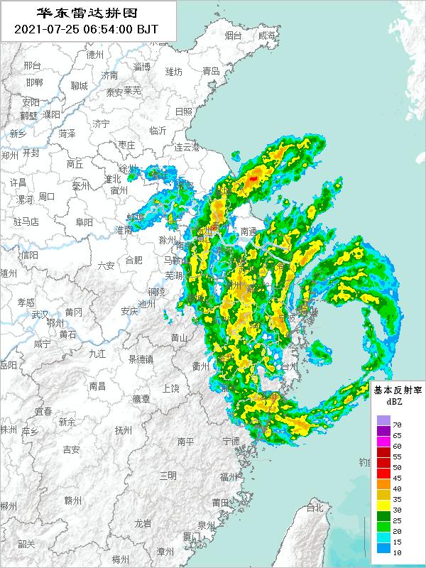 """台风""""烟花""""加速!预计登陆时间提前!"""