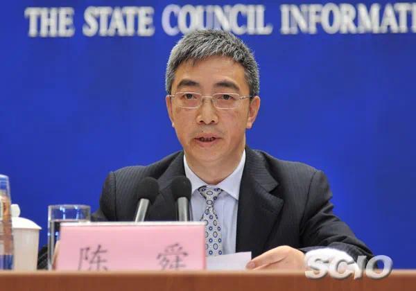 陈舜已任河南省委常委、组织部部长