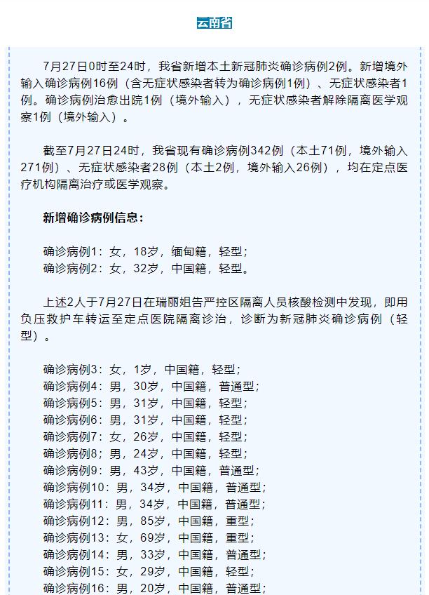 31省区市新增本土确诊55例 四川3例