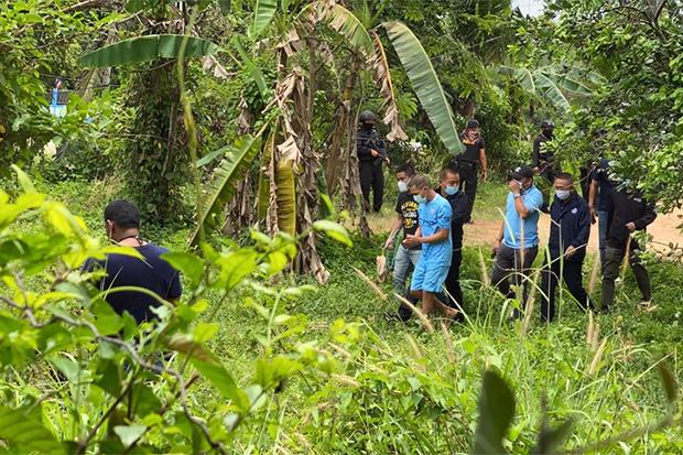泰国现役军人持枪抢劫金店案告破