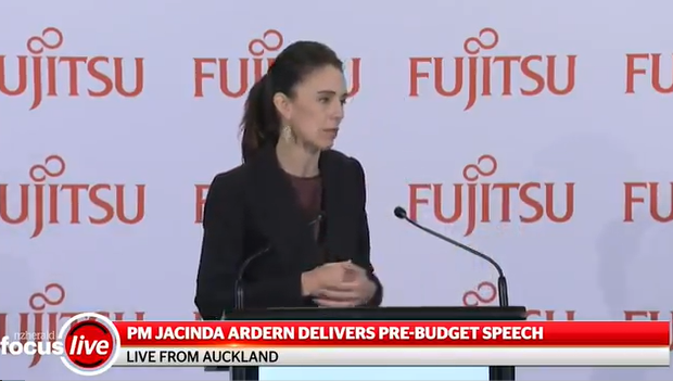 新西兰总理阿德恩:考虑率贸易代表团访问中国