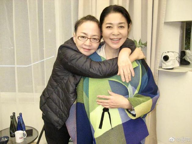 倪萍回应与宋丹丹和解:愿意拥抱身边所有的美好