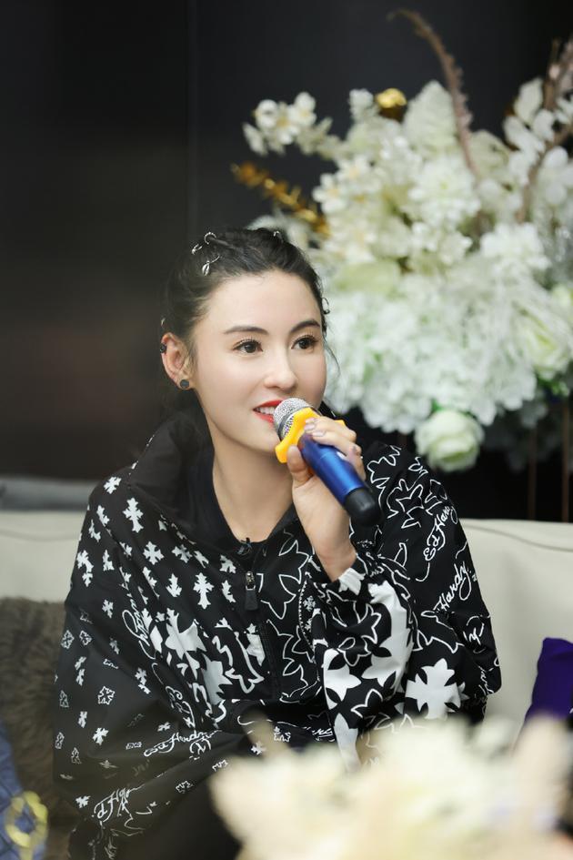张柏芝称不会再公开恋情:公开也没得到祝福