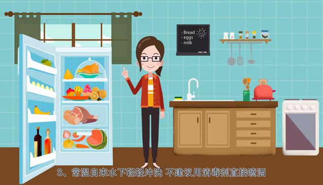 【画说防疫】莫惊慌!进口食品核酸阳性不等于可传染
