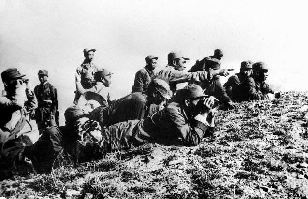 韦杰诱杀日军,许世友帮忙补刀,活捉17人,成经典战例
