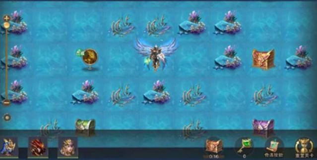 荣耀大天使奇遇幻境通关方法教程攻略 地下城寻宝全宝箱速通攻略