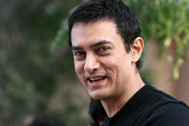印度国宝级演员阿米尔-汗新冠病毒检测呈阳性