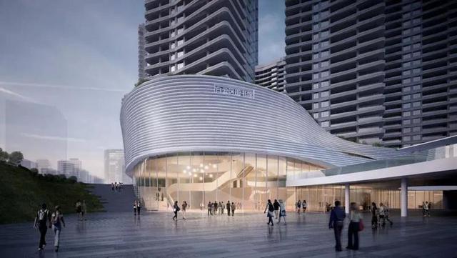 白云番禺花都三区图书馆新馆年底开放 2035年全市图书馆将达400个
