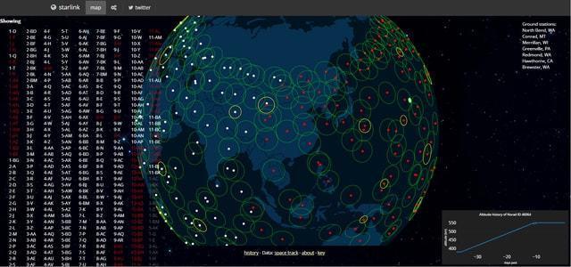 卫星互联网亮相中国航空航天博览会 我国已在星链计划服务覆盖范围内
