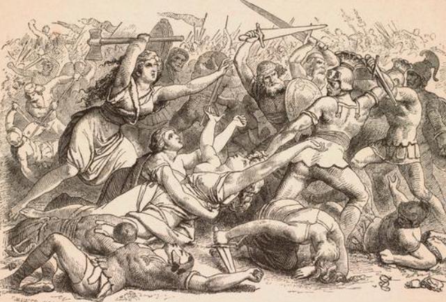 人类战争史,食物扮演怎样角色?从大秦到拿破仑都是舌尖上定输赢