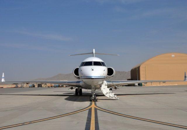 为能淘汰全球鹰?美空军耗资4亿多美元买改公务机