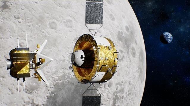 嫦娥五号完成样品在轨转移 后续将会择机返回地球