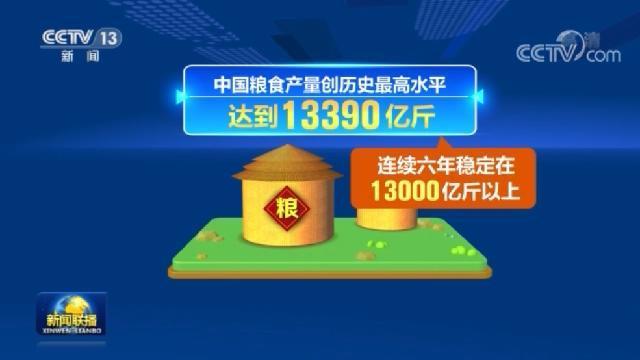 【在习近平新时代中国特色社会主义思想指引下】端牢14亿中国人的饭碗
