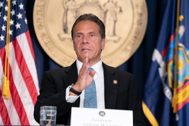 身陷性骚扰丑闻的纽约州长遭弹劾调查