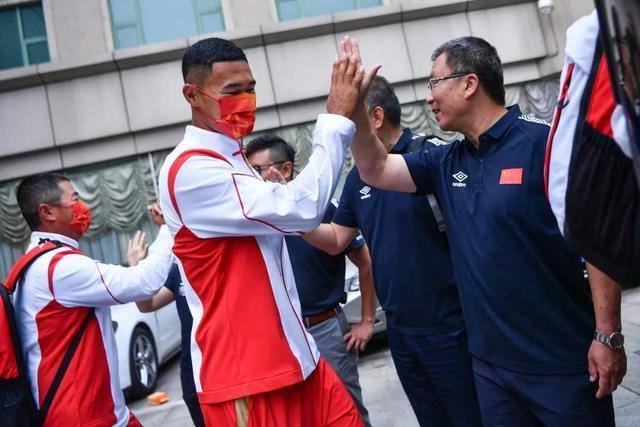 中国奥运代表团今日出征东京
