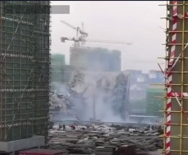 青岛绿地国科小镇混凝土强度不达标的3栋楼陆续拆除重建,其他地块或将再次检测