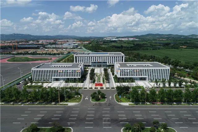 """这就是山东·威海丨威海综合保税区成高水平开放新区,跑出经济建设的""""加速度"""""""