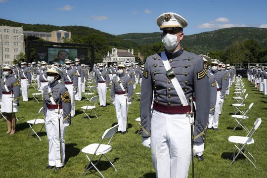 美国西点军校考试作弊丑闻处理结果公布
