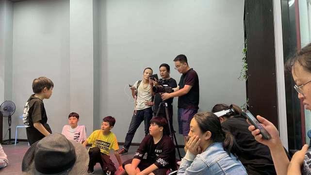 新锐导演范峻绮首次执导儿童励志电影《天赋与努力》