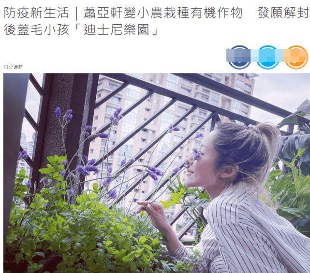 """台媒曝萧亚轩要给爱狗建""""迪士尼乐园"""" 曾被狗咬伤"""