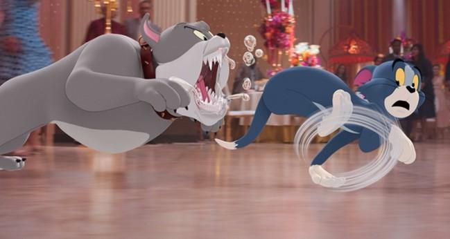 """《猫和老鼠》""""欢乐时光机""""版手绘图 秒回童年引爆最强情怀杀"""